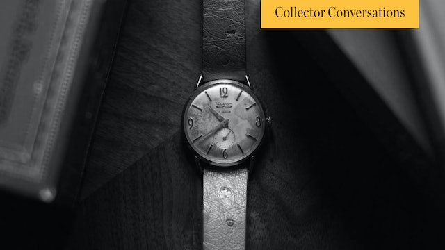 Dr. Albert Coombs: The Story Behind His Rolex Hulk & Launch of CP Time