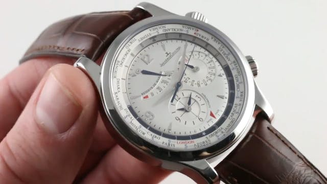 Jaeger Lecoultre Master World Geograp...