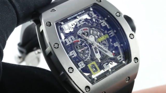 Richard Mille RM 030 Titanium Review