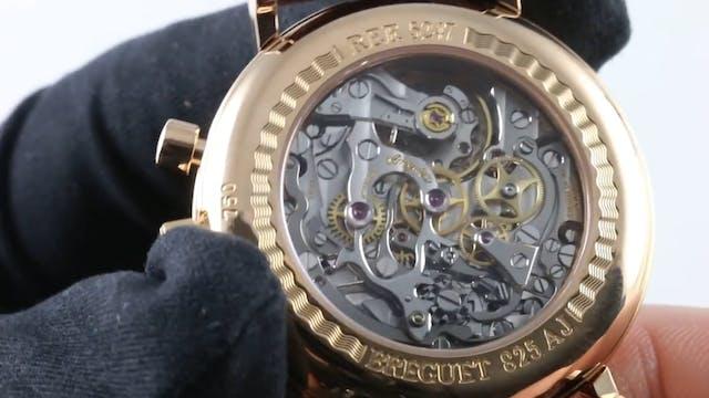 Breguet Classique Chronograph (Lemani...