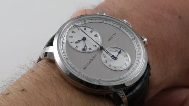 Arnold & Son Ctb 1Chas.S02A.C121S Review