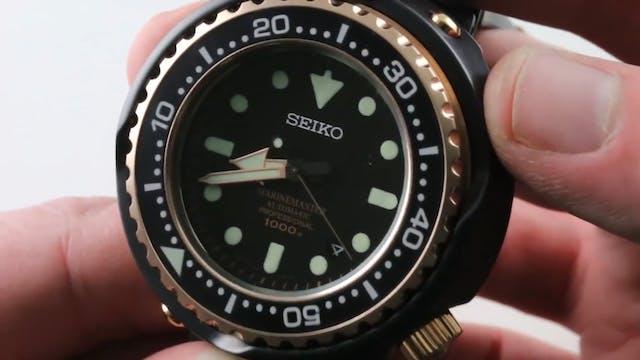 """Seiko Prospex """"Emperor Tuna"""" Marine M..."""