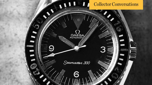 Seamasters, Dive Watches, and More wi...