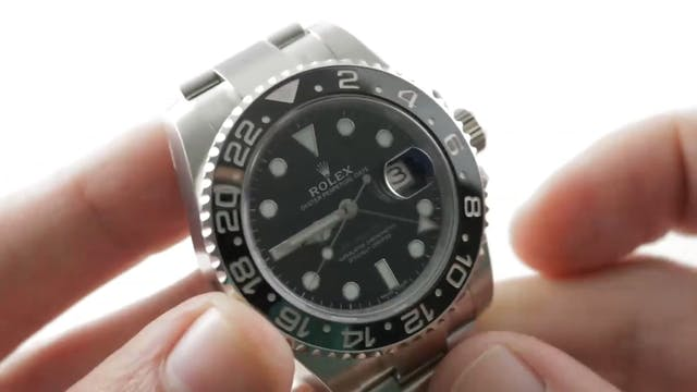 Rolex GMT Master II (116710LN) Review