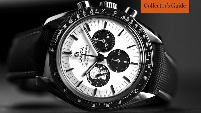 2021 Omega Speedmaster Professional Silver Snoopy | Collector's Guide