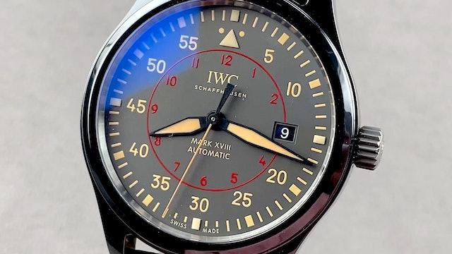 IWC Pilot's Mark XVIII Top Gun Miramar IW3247-02
