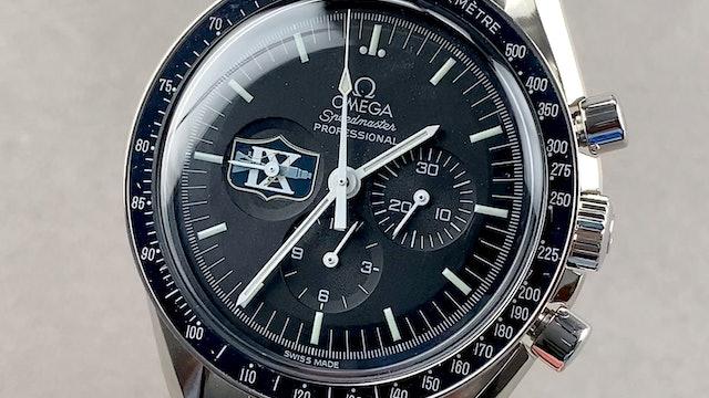 Omega Speedmaster Professional Moonwatch Missions Gemini IX 3597.07.00