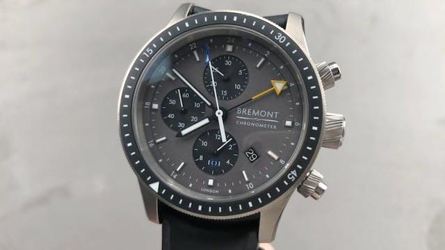 Bremont Boeing Chronograph GMT Model2...