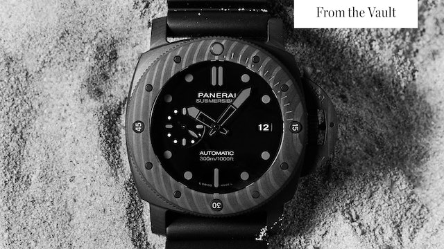 Panerai Luminor OR Bell & Ross? Water Resistant (100M+) Watches