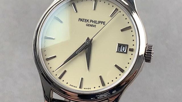 Patek Philippe Calatrava 5227G-001