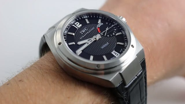 IWC Big Ingenieur 7-Day IW5005-01 Review