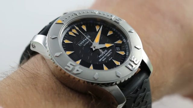 Chopard L.U.C Chronometer 16 8912 Review