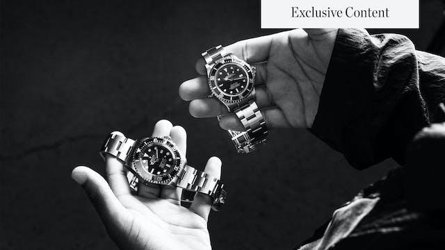 10 Rolex Watches in 10 Minutes: Smurf...