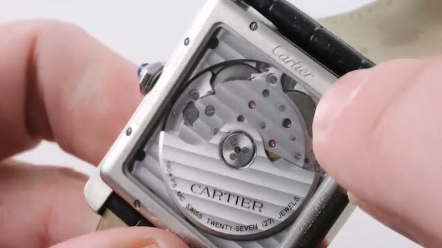 Cartier Tank MC Automatic (W5330003) ...