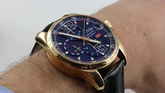 Chopard Mille Miglia Madison Avenue Limited Edition Review