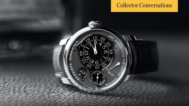 F.P. Journe, Philippe Dufour, and More Independents with Mike Shani
