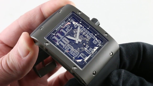 Richard Mille RM 016 Review