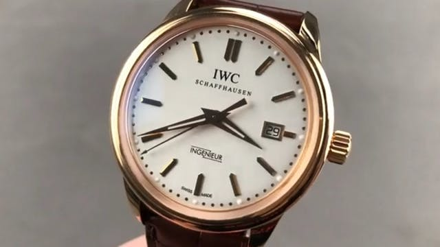 IWC Vintage Ingenieur IW3233-03 IWC W...
