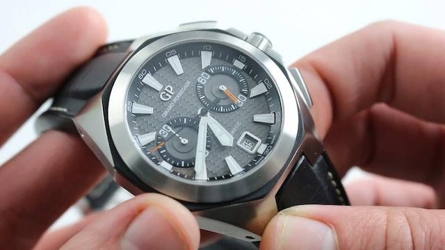 Girard Perregaux Chrono Hawk Ref. 49970 11 231 Hd6A Watch Review