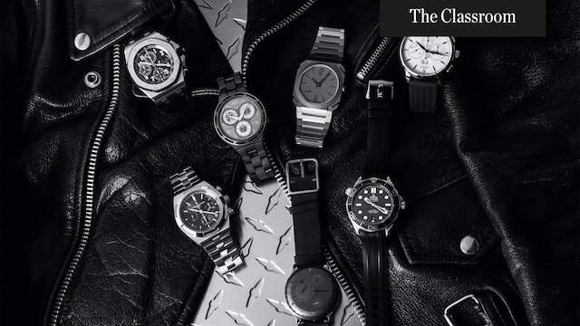 Who Controls What in the Watch Industry?
