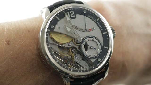 Greubel Forsey Gf08 Differentiel Dega...
