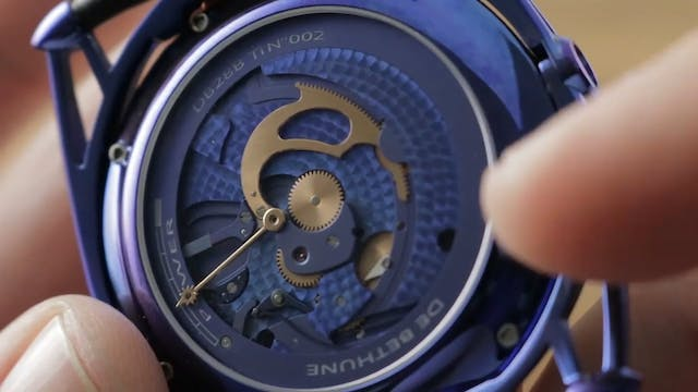 De Bethune Db28 Kind Of Gold (Db28Bru...