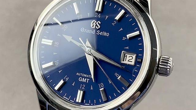 Grand Seiko Automatic GMT Limited Edi...