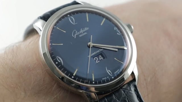 Glashutte Original Vintage Sixties Pa...