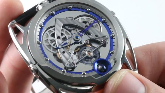 De Bethune Db28 Steel Wheels Db28Swti...