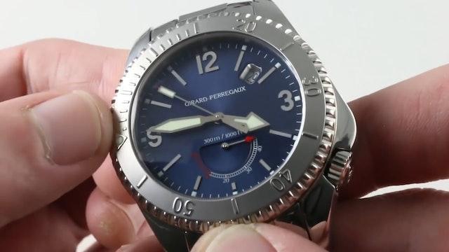 Girard Perregaux Sea Hawk II (49900 0 11 4144) Review