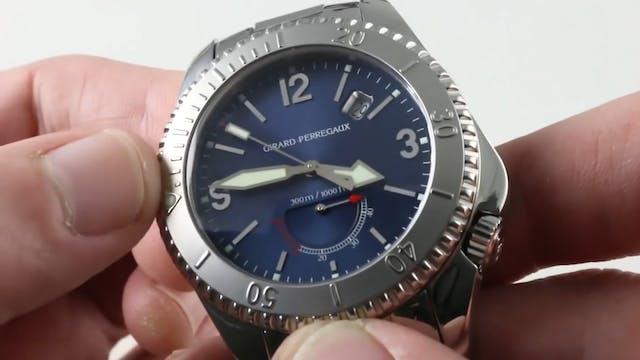 Girard Perregaux Sea Hawk II (49900 0...