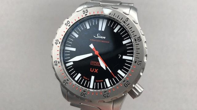 Sinn Diving Watch Ux EZM 2B 403.030