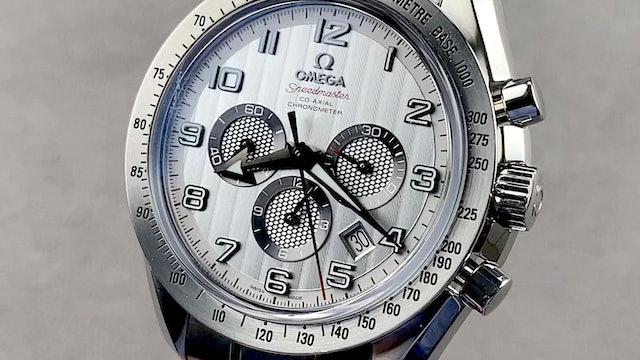 Omega Speedmaster Broad Arrow Chronograph 321.10.44.50.02.001