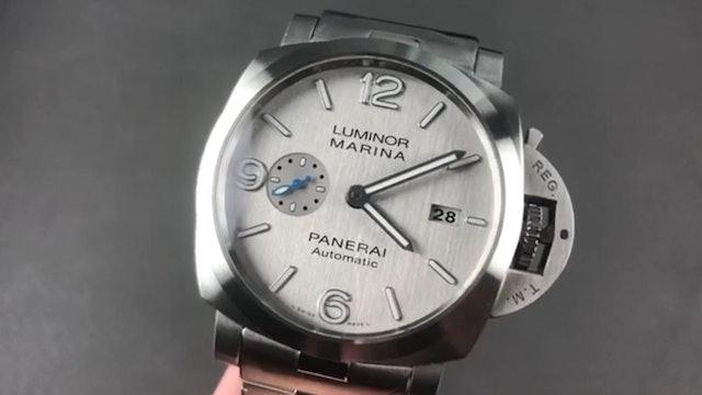 Panerai Luminor Marina 3 Days PAM 978 Panerai Watch Review