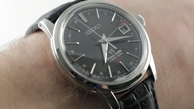 Grand Seiko Hi Beat GMT (SBGJ019) Review