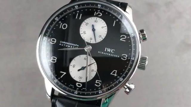 IWC Portuguese Chronograph Inverse Pa...