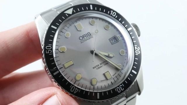 Oris Divers Sixty Five Full Bracelet (01 733 7720 4051 07 8 21 18 ) Review