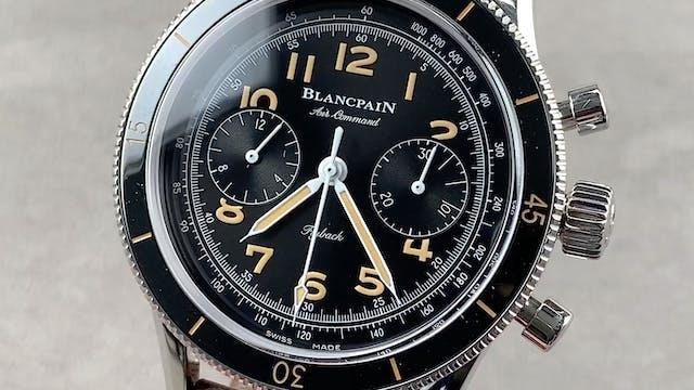 Blancpain Specialties Air Command AC0...