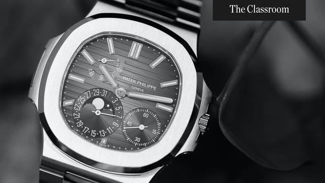 The Pivotal Points of Patek Philippe'...