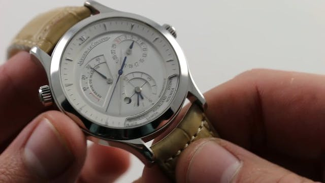 Jaeger Lecoultre Master Geographic Q1...