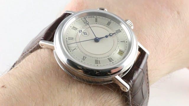 Breguet Classique Alarm 3600 Review
