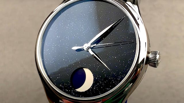 H. Moser & Cie Endeavour Perpetual Mo...