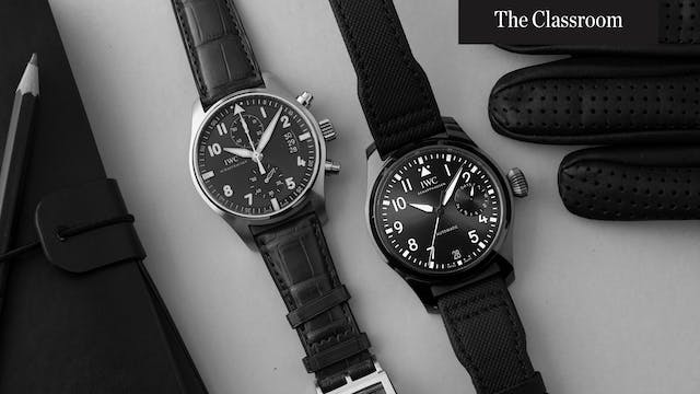 The Evolution of the Pilot's Watch