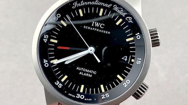 IWC GST Alarm IW3537-01
