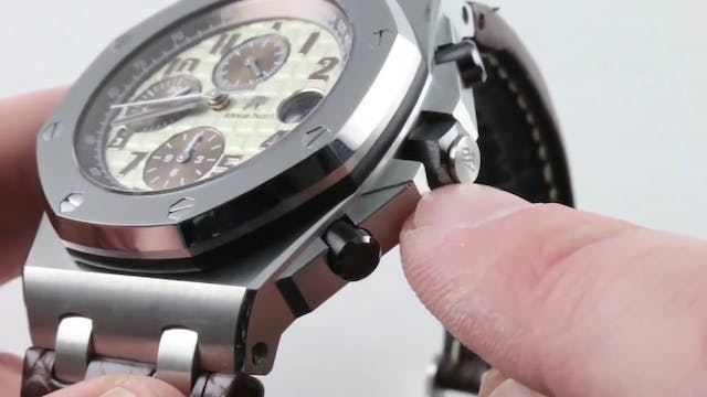 Audemars Piguet Royal Oak Offshore Sa...