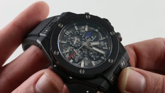 Hublot Big Bang Unico Perpetual Calen...