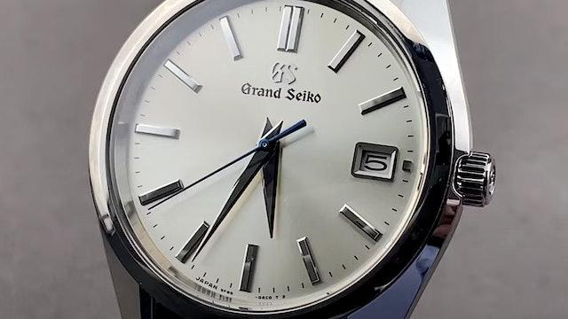 Grand Seiko Heritage Collection SBGP001