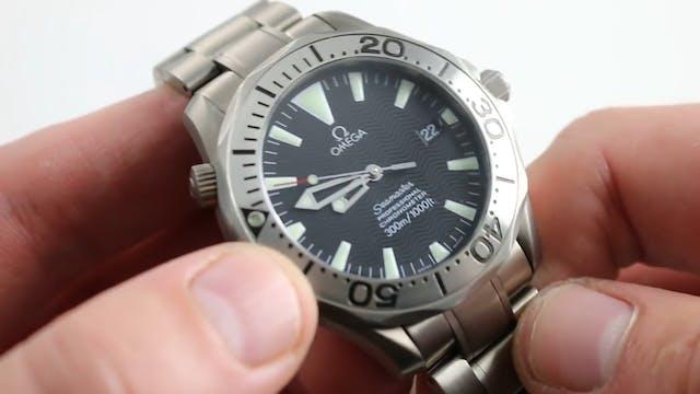Omega Seamaster Diver 300M Ref. 2231....