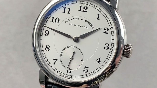 A. Lange & Sohne 1815 Limited Edition 233.025