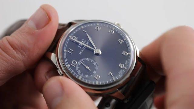 IWC Portuguese Minute Repeater Limite...